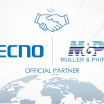 Influence of M&P collaboration on TECNO's business growth