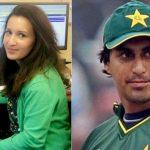 Cricketer Nasir Jamshed's wife honoured by ECB