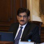 CM Murad opens 50-bed Covid-19 facility in Keamari