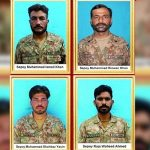 Four soldiers martyred in North Waziristan: ISPR