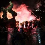 Why coronavirus sparked massive protests in Serbia