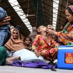 WHO extends travel restrictions for Pakistan due to poliovirus