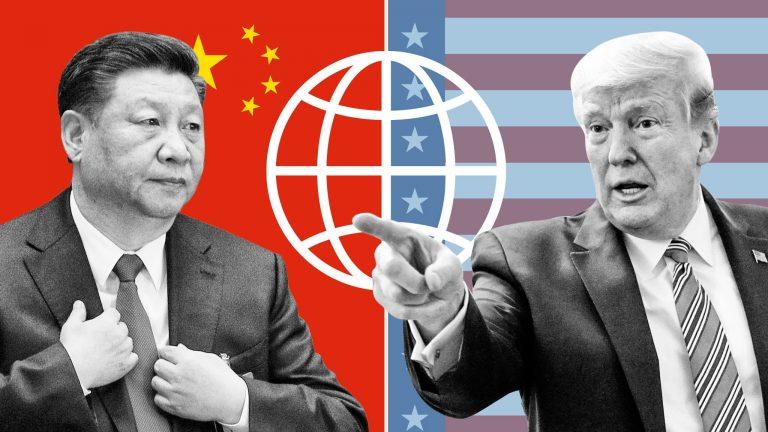 Cold-War between China and US