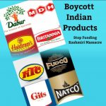 Boycott Indian products campaign gains momentum