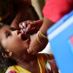 Anti-polio drive achieves 98% of its set target in Pakistan
