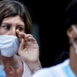 Three-year-old girl becomes Belgium's youngest virus victim as cases grow