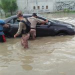 Why do Karachiites don't want it to rain in their city?