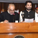 NA Speaker and Deputy Speaker urge the nation to follow true spirit of sacrifice on Eid Ul Adha