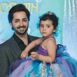 Danish Taimoor shares a sweet birthday wish for his daughter