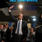 Coronavirus praise as Greek PM completes first year in office