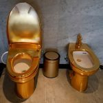 From tubs to toilets, Vietnam hotel opens with gold-plated pizzazz