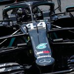 Hamilton is again fastest in final practice for Austrian GP