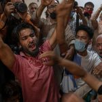 Kashmir erupts in protest after Indian troops kill man travelling with 3-year-old grandson