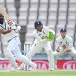 Blackwood's 95 helps Windies down England by four wickets in first Test