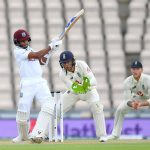 Brathwaite, Dowrich half centuries put Windies in control vs England