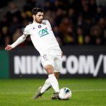 Rennes buy Lyon striker Terrier for 15 million euros