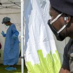 South Africa's hospitals bracing for surge of virus patients