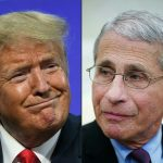 Trump fuels, then downplays, tensions with virus expert Fauci