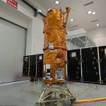 With a view toward Iran, Israel launches spy satellite