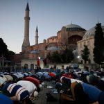 "World Council of Churches ""dismayed"" at Hagia Sophia shift"