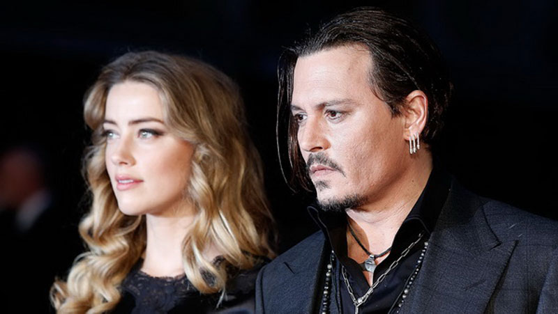 Amber Heard Said She Was Petrified of Monster Johnny