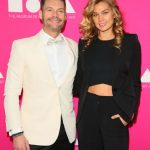 Ryan Seacrest announces breakup from Shayna as he vacations with mystery woman