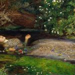 Learn the fascinating story behind 'Ophelia,' an iconic pre-Raphaelite painting