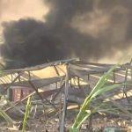 Huge explosion rocks Beirut