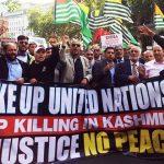 Across All Continents, Kashmiri Diaspora Organizations Condemn Annexation of Kashmir