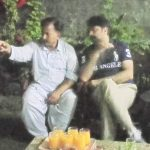 PTI worker under police terror