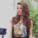 Ayesha Omar is delighted to celebrate Eid with her mother