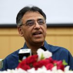 NCOC morning session held under chairmanship of Asad Umer