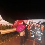 Air India Express jet with 191 passengers skids off runway, 20 dead