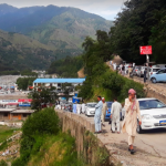Galyat, Naran Kaghan and other tourist destinations choked with tourists after govt lift ban