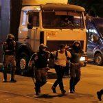 Belarus police detain 3,000 protesters