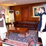 Ambassador of Afghanistan pays farewell call on the Foreign Minister: FO