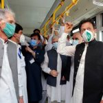 PM inaugurates Peshawar BRT; calls it 'best metro bus project' of Pakistan