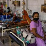 Last doctor standing: Pandemic pushes Indian hospital to brink