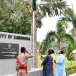 Sargodha University held significant Independence Day