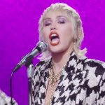 Watch Miley's sassy self-directed video for new song 'Midnight Sky'