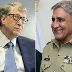 Gen Bajwa, Bill Gates discuss Pakistan's COVID-19 response