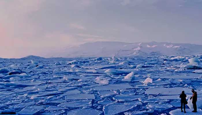 Sea degree rise quickens as Greenland ice sheet sheds file quantity