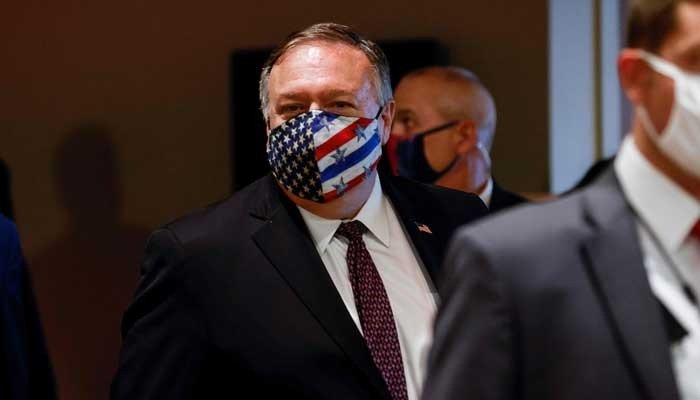 Mike Pompeo arrives in Israel to kick off Center East tour