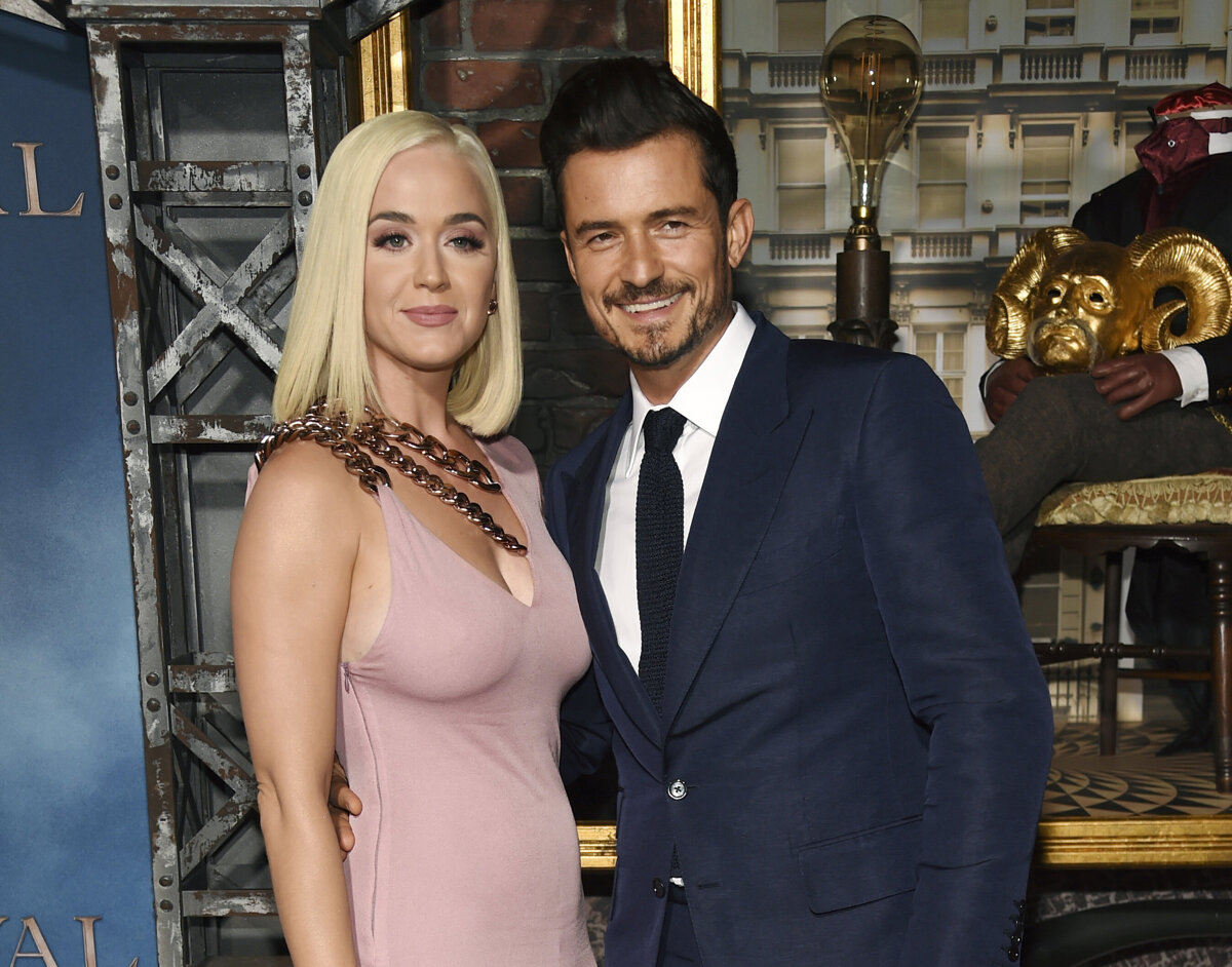 Katy Perry, Orlando Bloom welcome daughter – Daily Times