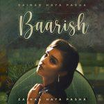 Zainab Haya Pasha releases debut single 'Baarish' — an ode to Monsoon