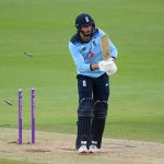 Bairstow bashes the bowling as England defeat Ireland by four wickets