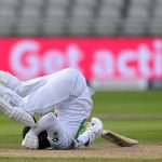 Pakistan second-innings collapse keeps England in the game