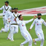 Pakistan pacers wreak havoc after Shan Masood century