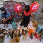 Israel closes Gaza goods crossing after balloon attacks