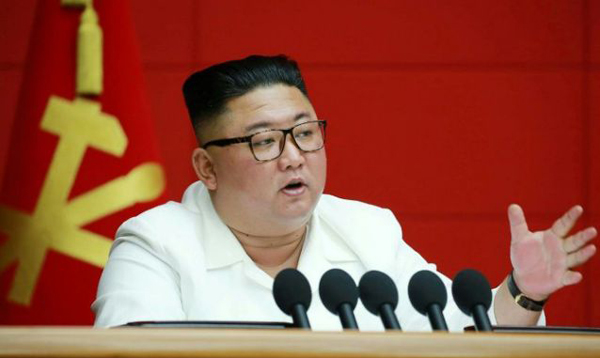 Kim calls uncommon congress for North Korea's ruling social gathering